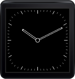 Onyx Watch Face - náhled