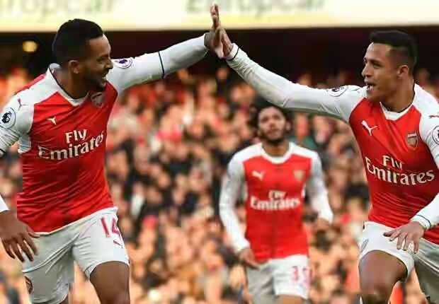 Video: Arsenal 3 – 1 AFC Bournemouth [Premier League] Highlights 2016/17