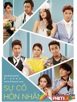 Phim Sự Cố Hôn Nhân - Marriage Blue (2013)