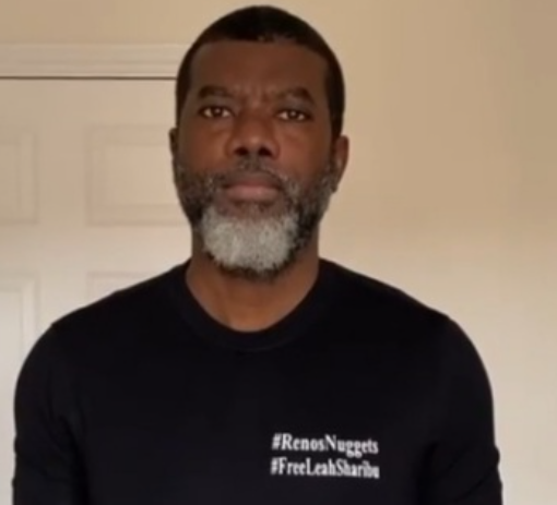 'Bring Evidence, I'll Pay You N100m' — Says Reno Omokri As He Denies Threatening Mum Of Deeper Life Schoolboy