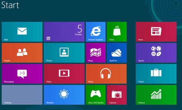 Tutorial Windows 8