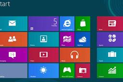 Shortcut pada Windows 8 (Download Tutorial Pdf)