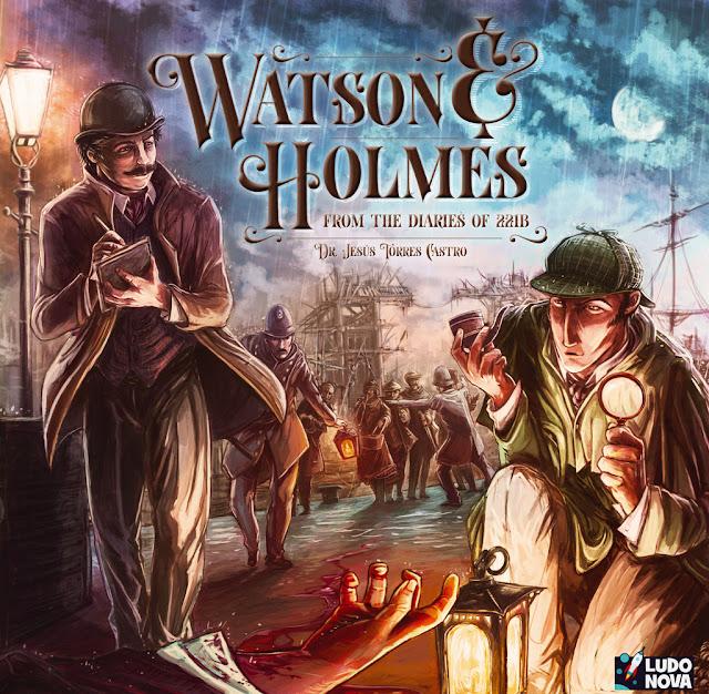 Watson & Holmes: Diarios del 221B