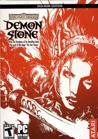 Forgotten Realms: Demon Stone - Review By Jeremy Vancleave