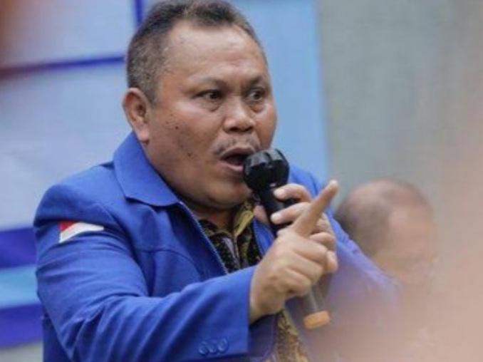 Jhonny Allen Marbun Tobat, Tinggalkan Moledoko? Memohon Kembali ke AHY