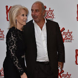 OIC - ENTSIMAGES.COM - Daryl Roth and Sir Philip Green at the  Kinky Boots - press night in London 15th September 2015  Photo Mobis Photos/OIC 0203 174 1069