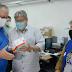 João acompanha distribuição do maior quantitativo de vacinas às cidades da PB