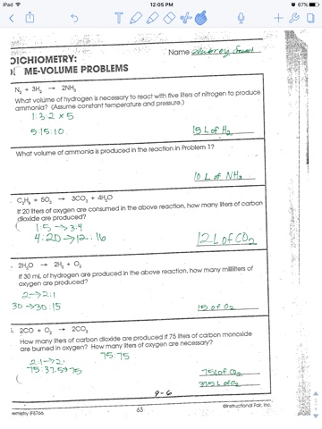 Mole Mole Stoichiometry Worksheet - Checks Worksheet