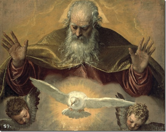 Hl Geist pveronese__god_the_father