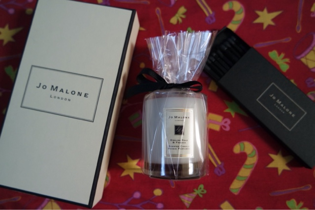Jo Malone English Pear And Freesia Travel Candle