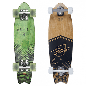 Globe Picture Cruiser Longboard West Site Boardshop Gent