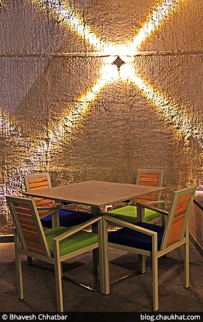 Ambience of 212 All Day Cafe & Bar at Phoenix Marketcity in Pune