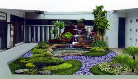 Contoh Desain Taman Rumah | Gallery Taman Minimalis