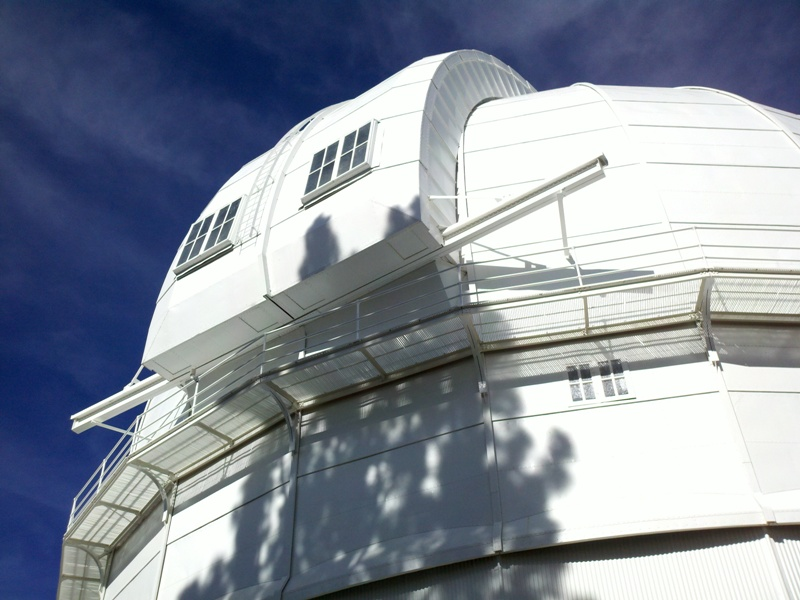 Mount Wilson • Observatory
