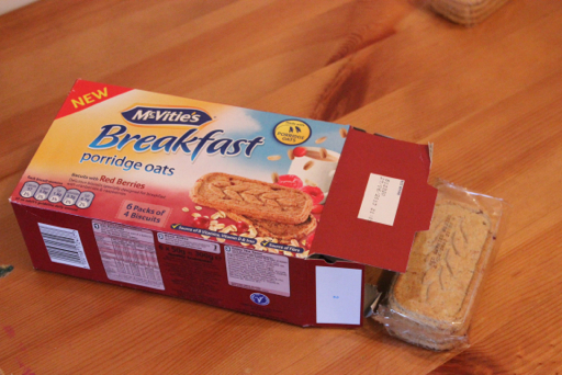 McVitie's Breakfast Biscuits Review