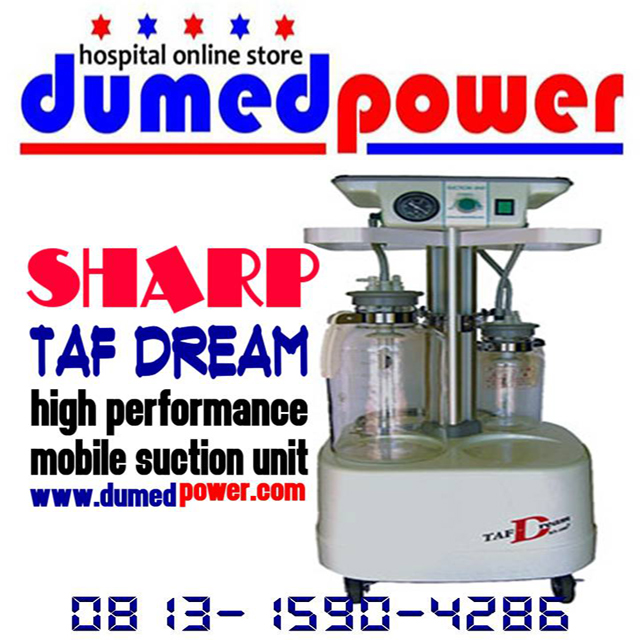Sharp Taf Dream Ks 100   High Performance Mobile Suction Unit Taf