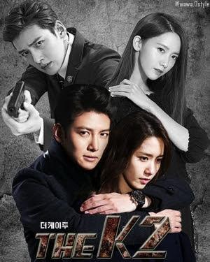 Phim  The K2-Mật Danh K2 2016