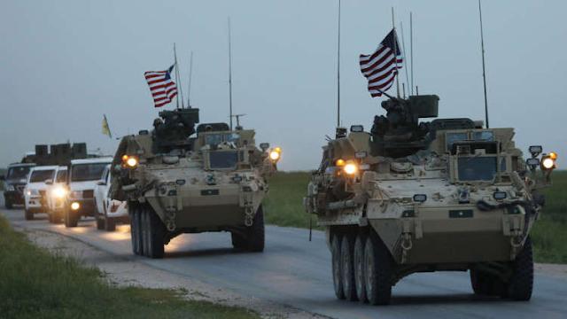 Lêgerîna stratejiyek Amerîkî li Sûriyê