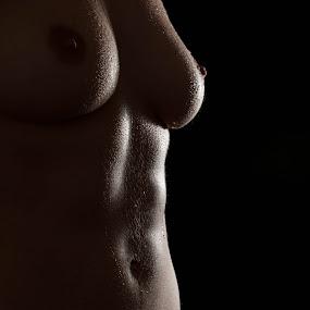 by Victor Harris - Nudes & Boudoir Artistic Nude ( amber burgess,  )