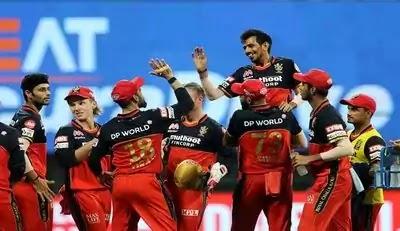रॉयल चैलेंजर्स बेंगलुरु ने किया आईपीएल सीजन 14 का शुरुआती टूर्नामेंट पहले मैच में मुंबई इंडियंस को पछाड़कर विनर बन