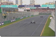 Nico Rosberg vince il gran premio d'Australia 2016