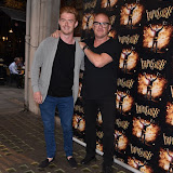 OIC - ENTSIMAGES.COM - Jack Bluemnthal and Heston Bluemnthal at the  Impossible - press night  in London  13th July 2016 Photo Mobis Photos/OIC 0203 174 1069