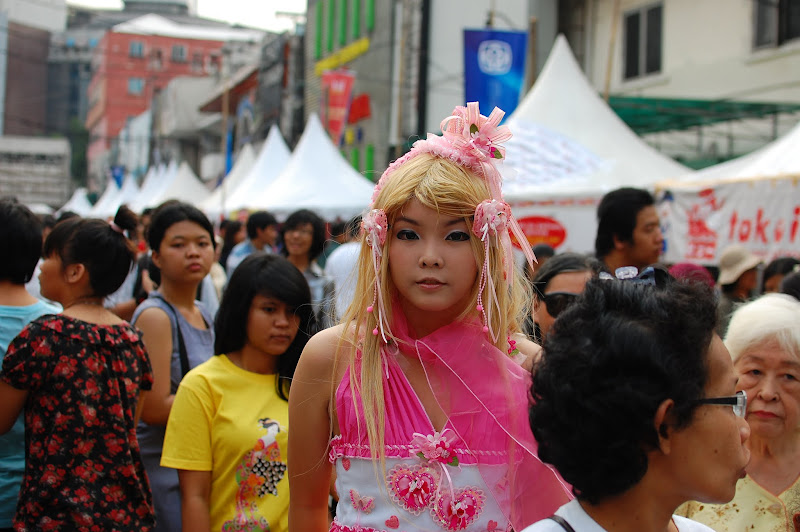cosplay lolita Ennichisai