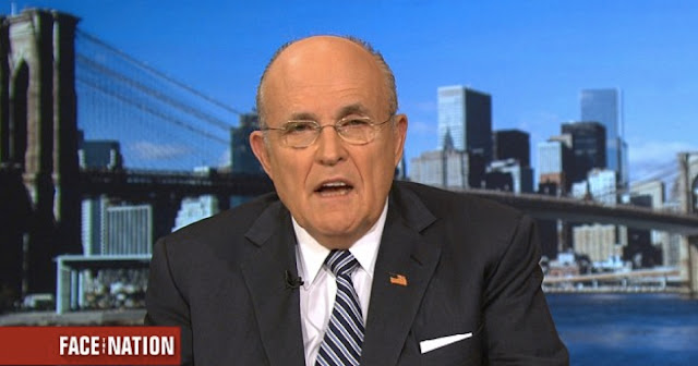 Former NYC mayor Giuliani boasts of saving black lives