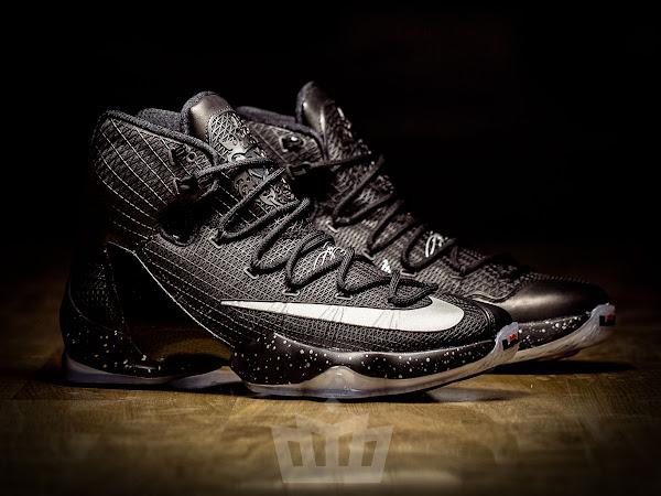 Available Now Nike LeBron 13 Elite Dark Knight