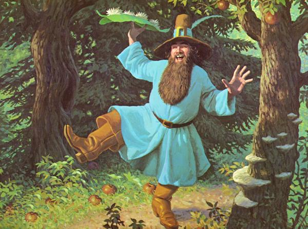 Tom Bombadil, Wizards