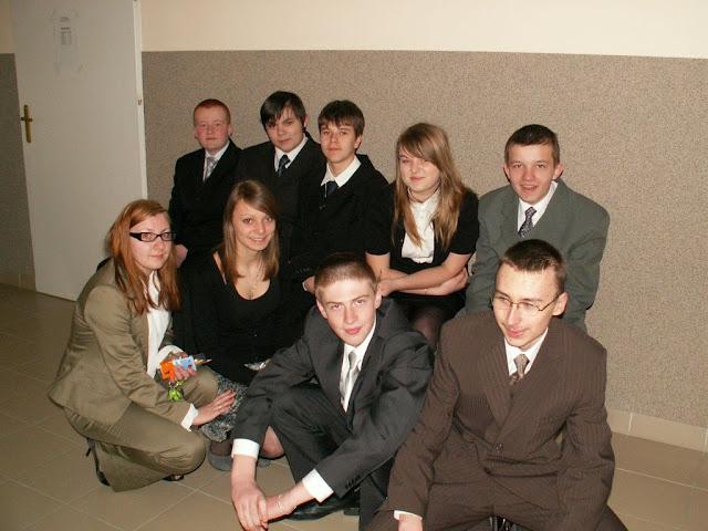 Pierwszy egzamin gimnazjalny w ZS nr 2 w Dukli 2011 - PICT1318_1.JPG