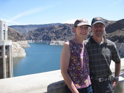 Hoover Dam, NV / AZ
