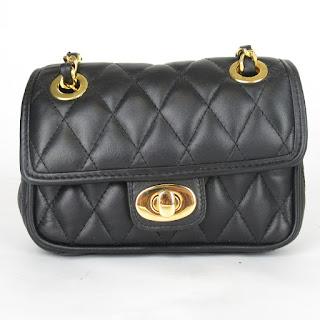 Lederer Quilted Leather Micro Bag