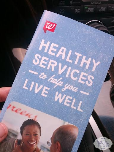 #shop Walgreens Living Well Brochure