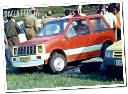 Dacia Egreta - autodimerda.it