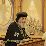 His Holiness Pope Tawadros II visit to St. Mark LA - _09A9215.JPG