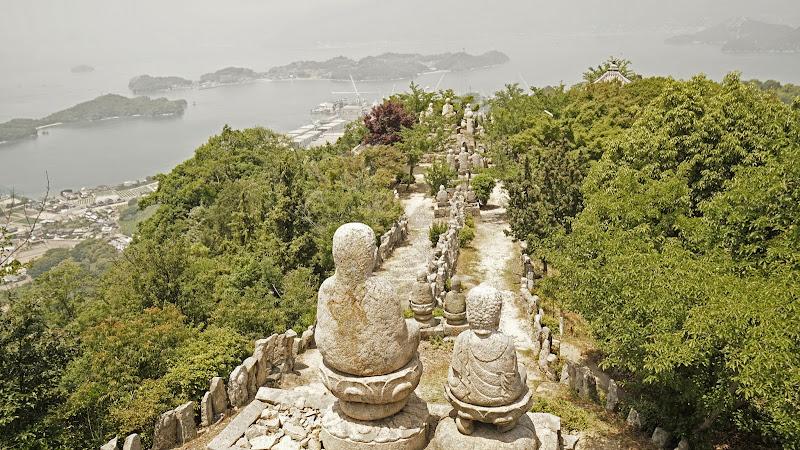 しまなみ海道 因島 白滝山 写真3