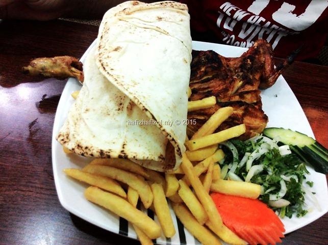 Restoran Arab Best di Cyberjaya