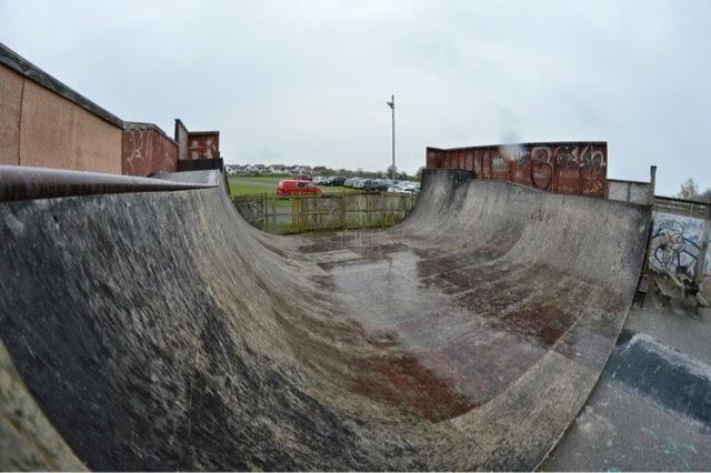 Newquay Skatepark | lukesterryart