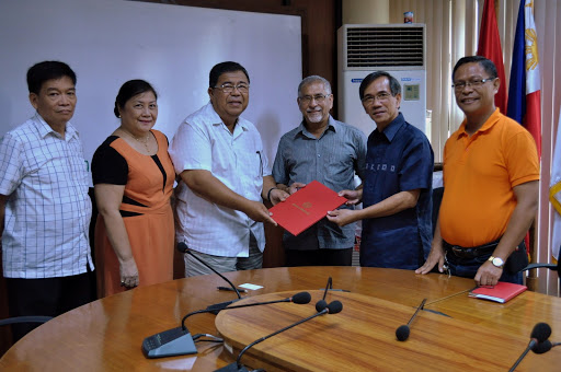 MoA Signing with Association of Theological Union