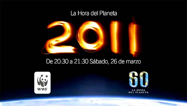 Fecha de la Earth Hour