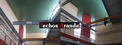 Techos Barrio Goya