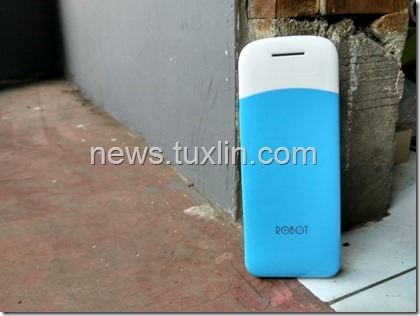 Unboxing Power Bank Vivan Robot RT400