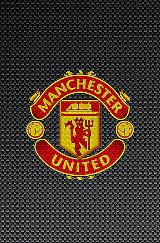 Manchester United FC Logo Backgrounds iPhone 6 Wallpapers HD  HD