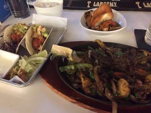 Wong Gonzales food