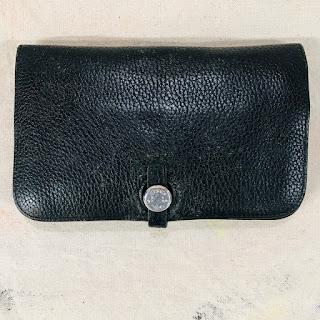 Hermès Togo Dogon Wallet