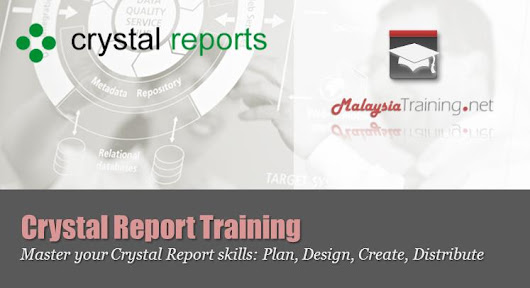 Crystal Reports IX Business Reporting - MalaysiaTraining.net