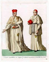 Prelatial Dress of the Religious Orders: The Camaldolese