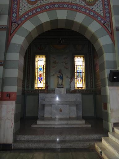 Vista Externa da Capela