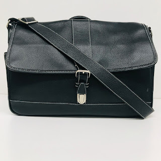 Lambertson Truex Leather Tote/ Briefcase